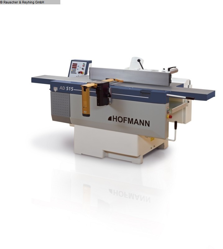 used  Combined planing-thicknessing machine HOFMANN AD 635