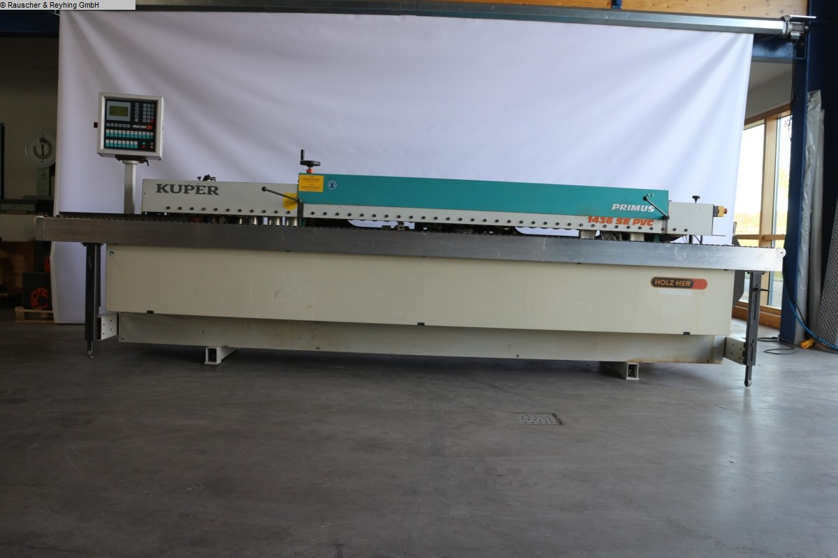 used  Edge banding machine HOLZ-HER 1436 SE PVC