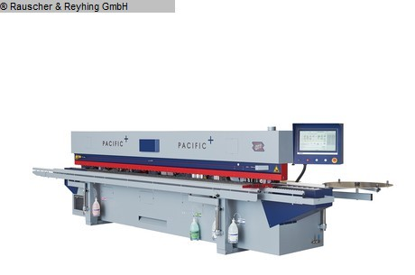 used  Edge banding machine OTT PACIFIC+