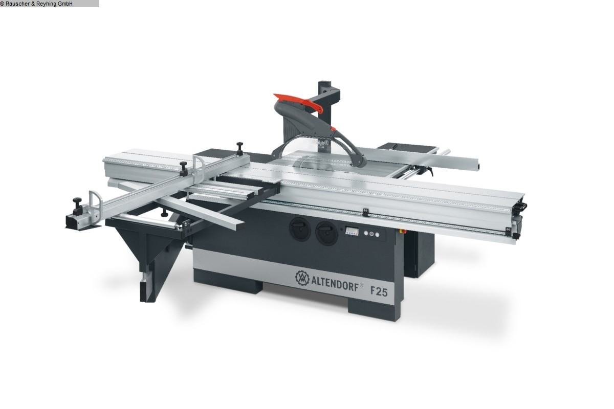 used Woodworking Panel sizing circular saws ALTENDORF F25 Typ 3