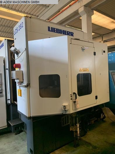 used  Gear Grinding Machine LIEBHERR LCS 282