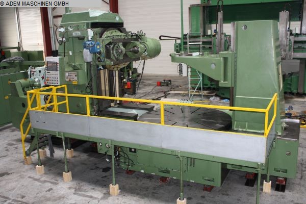 used  Gear Hobbing Machine - Vertical PFAUTER P3001