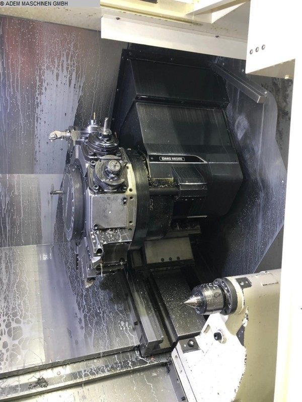 used CNC Turning- and Milling Center DMG MORI NLX 2500 Y / 700