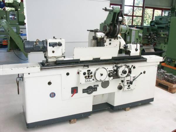 gebrauchte Maschine Rundschleifmaschine - Universal KARSTENS  ASA 16 A