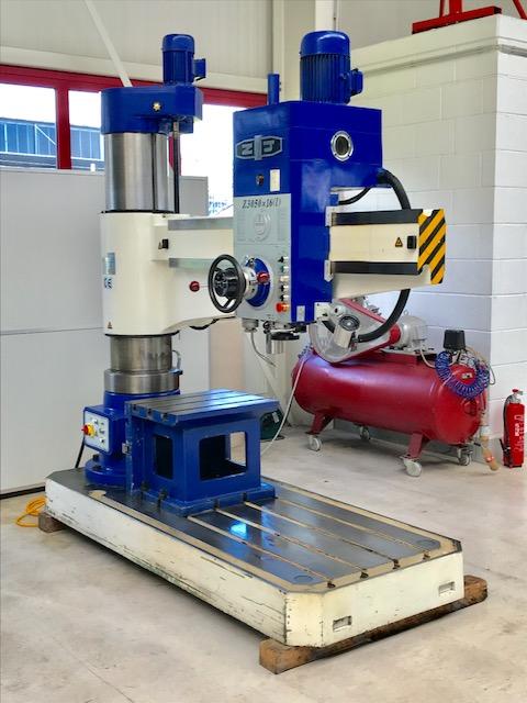 gebrauchte Maschine Radiale Bohrmaschine - Universal SALTEC BR 50