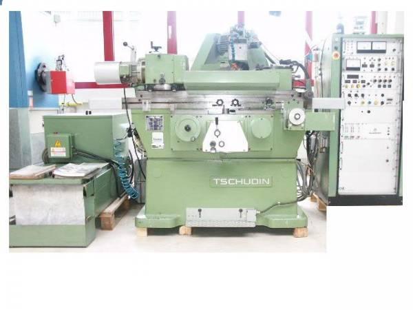 gebrauchte  Rundschleifmaschine TSCHUDIN  HTG 442