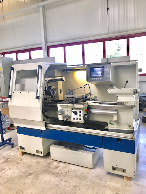 used  Lathe -  cycle-controlled WEILER     E35