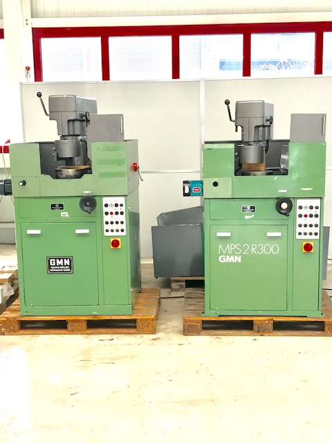 used  Rotary Table Grinding Machine - Vertical GMN Georg Müller  MPS 2 R 300