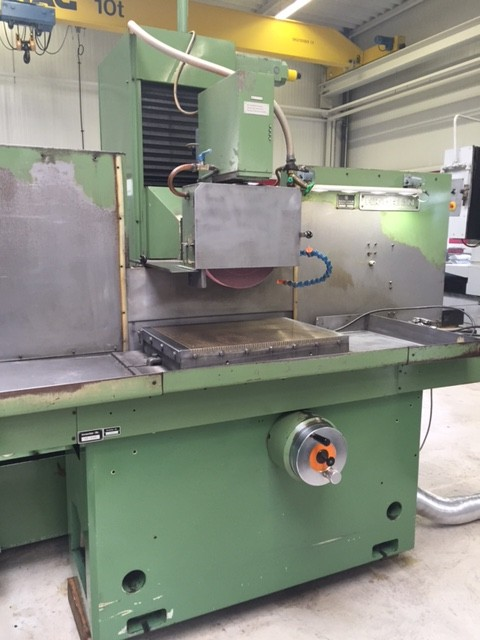 used Surface Grinding Machine ELB HK Orion  HK 755
