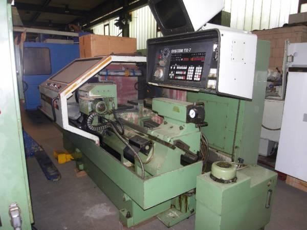 CNC Drehmaschine Traub TND 360