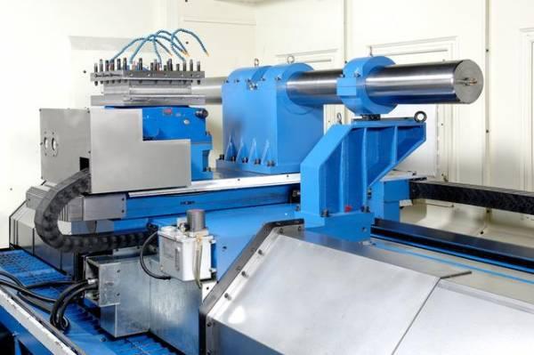 gebrauchte Hohlspindeldrehmaschine MMT-germany CN/KAN/KBN Serie
