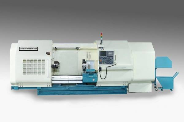 used Lathes Lathe -  cycle-controlled MMT-germany LC / LD / BNC / BN