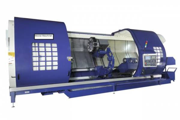 used CNC Lathe - Inclined Bed Type MMT-germany  SA/SB