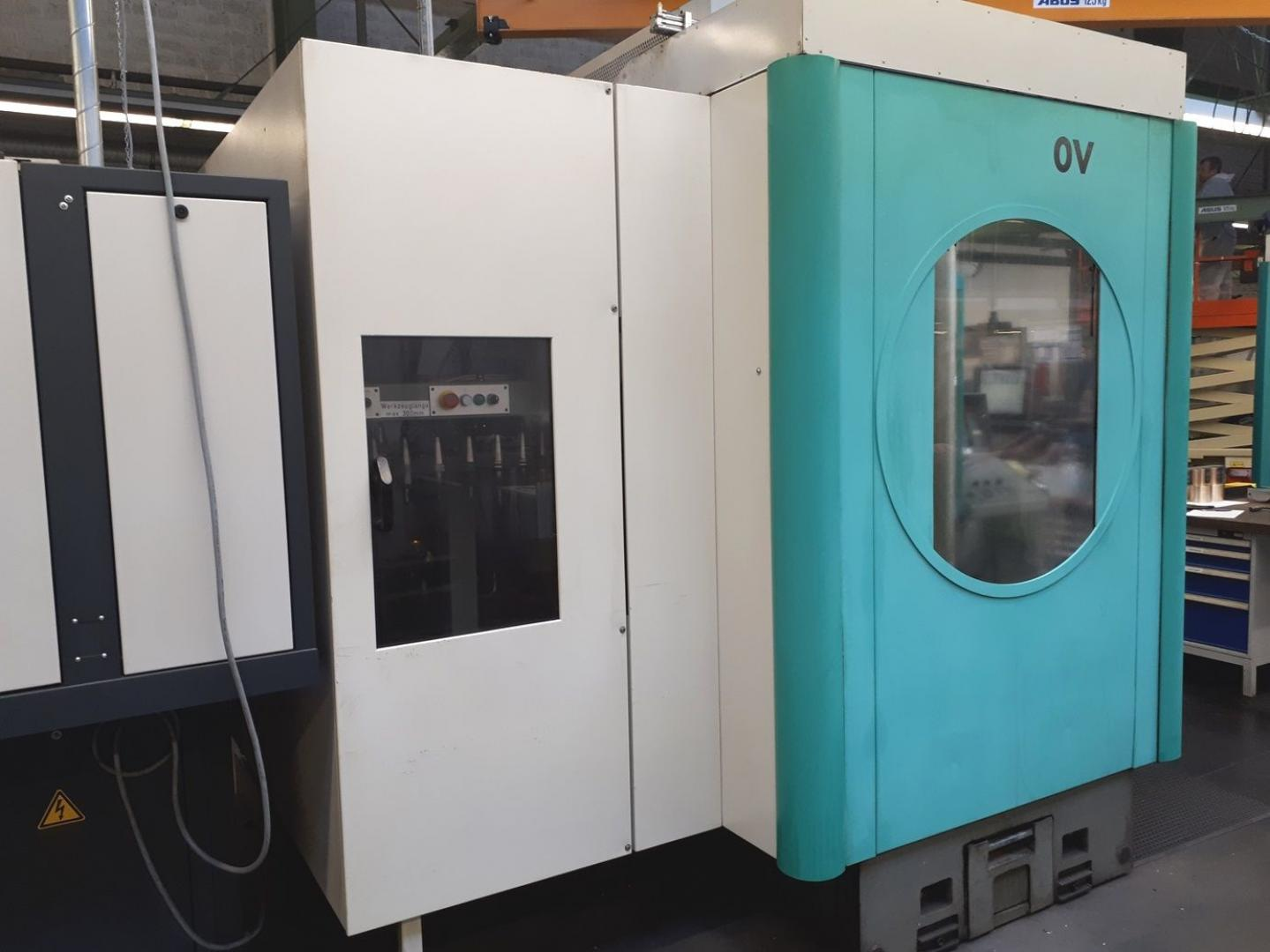 used  Machining Center - Vertical Deckel-Maho DMC70V
