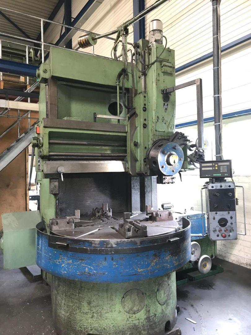 used  Vertical Turret Lathe - Single Column STANKO 1516