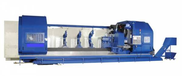 gebrauchte Metallbearbeitungsmaschinen Hohlspindeldrehmaschine MMT-germany CN/KAN/KBN Serie