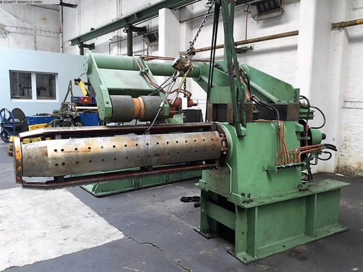 gebrauchte Maschine Abwickelhaspel UNGERER HSSHy 16 / 490
