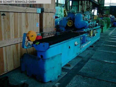 gebrauchte Maschine Walzenschleifmaschine SCHMALTZ WR 4/3000