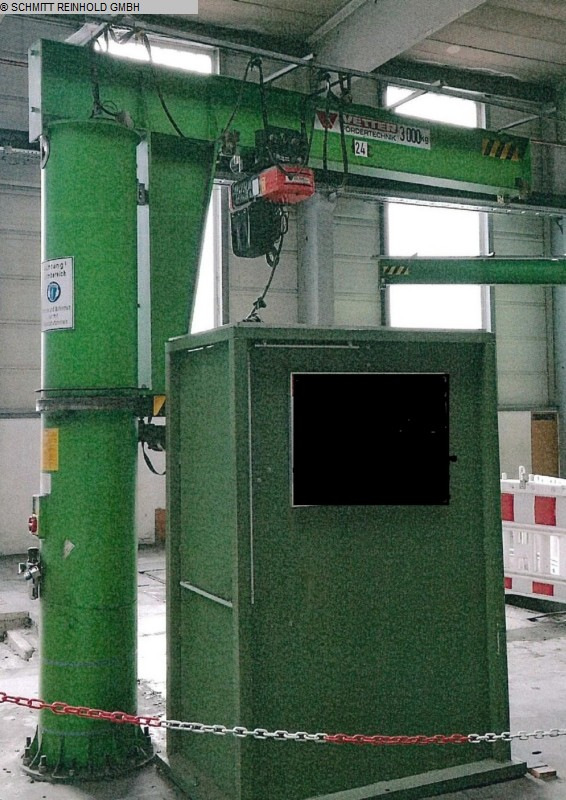 used Conveying and storage technology Cranes VETTER M150