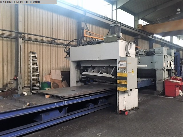 used  Cut-to-length-lines WMW/BLEMA