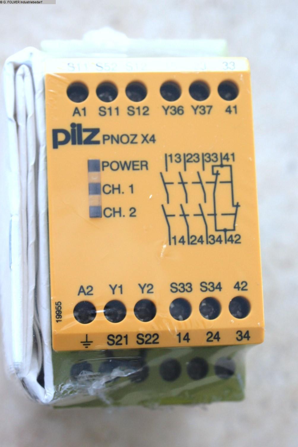 gebrauchte Maschine Elektronik / SPS-Steuerungen PILZ PNOZ X 4