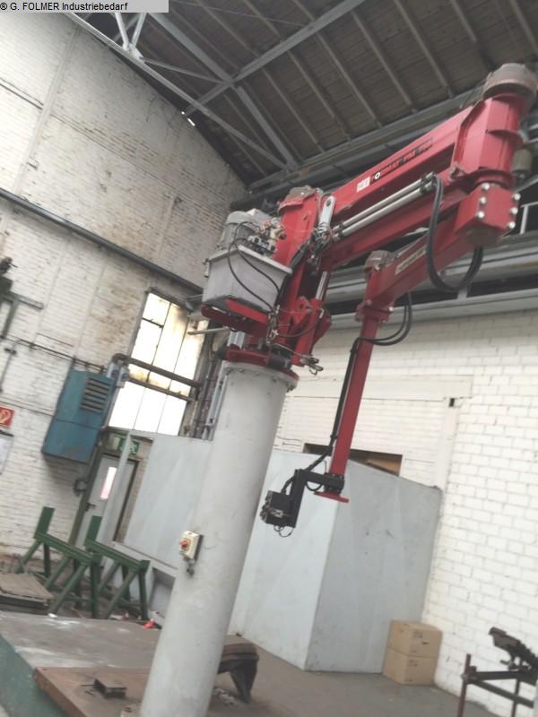 gebrauchte Maschine Hebebühne hydraulisch Posimat PM 750