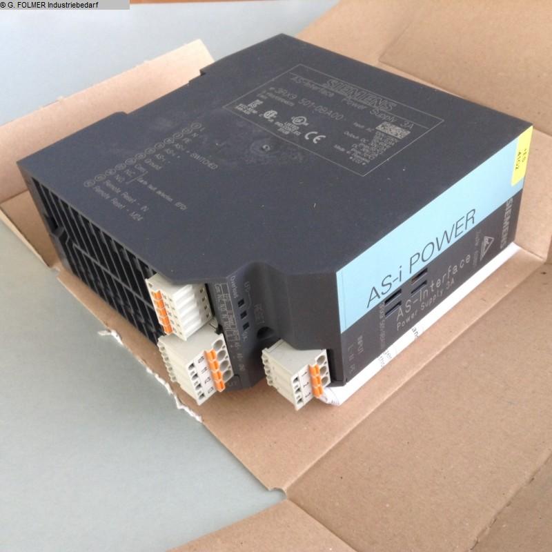 gebrauchte Maschine Elektronik / SPS-Steuerungen SIEMENS 3RX9501-0BA00