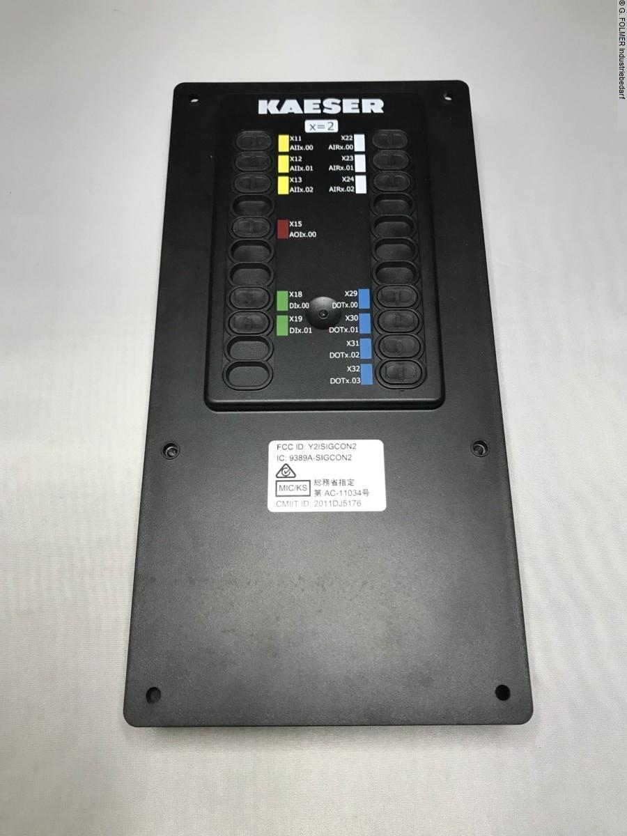 gebrauchte Maschine Elektronik / SPS-Steuerungen KAESER KOMPRESSOREN SE Input Output Module 2