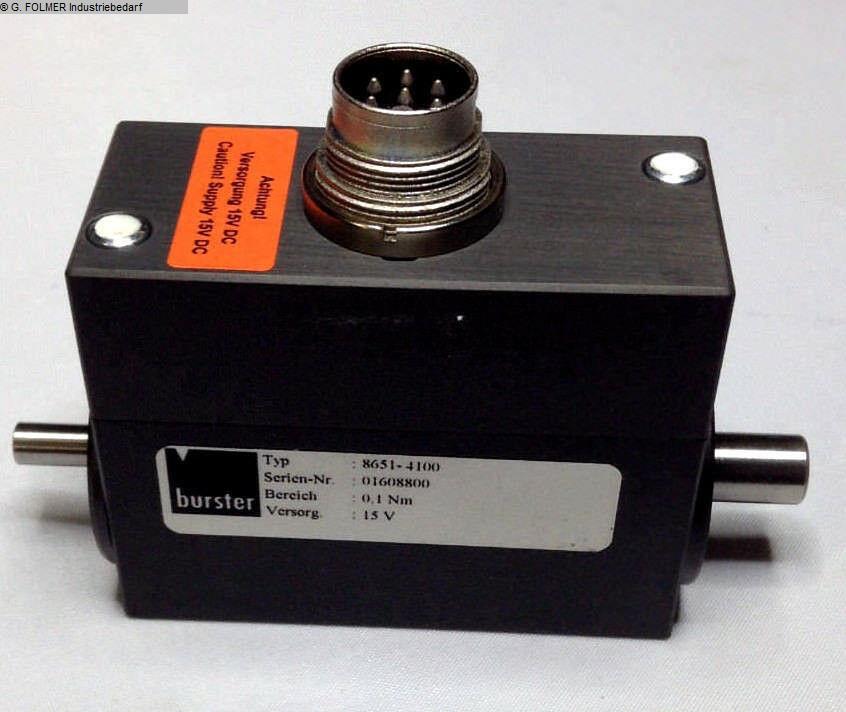 б / у Электроника / Приводная техника Электроника / Приводная техника BURSTER 8651-4100