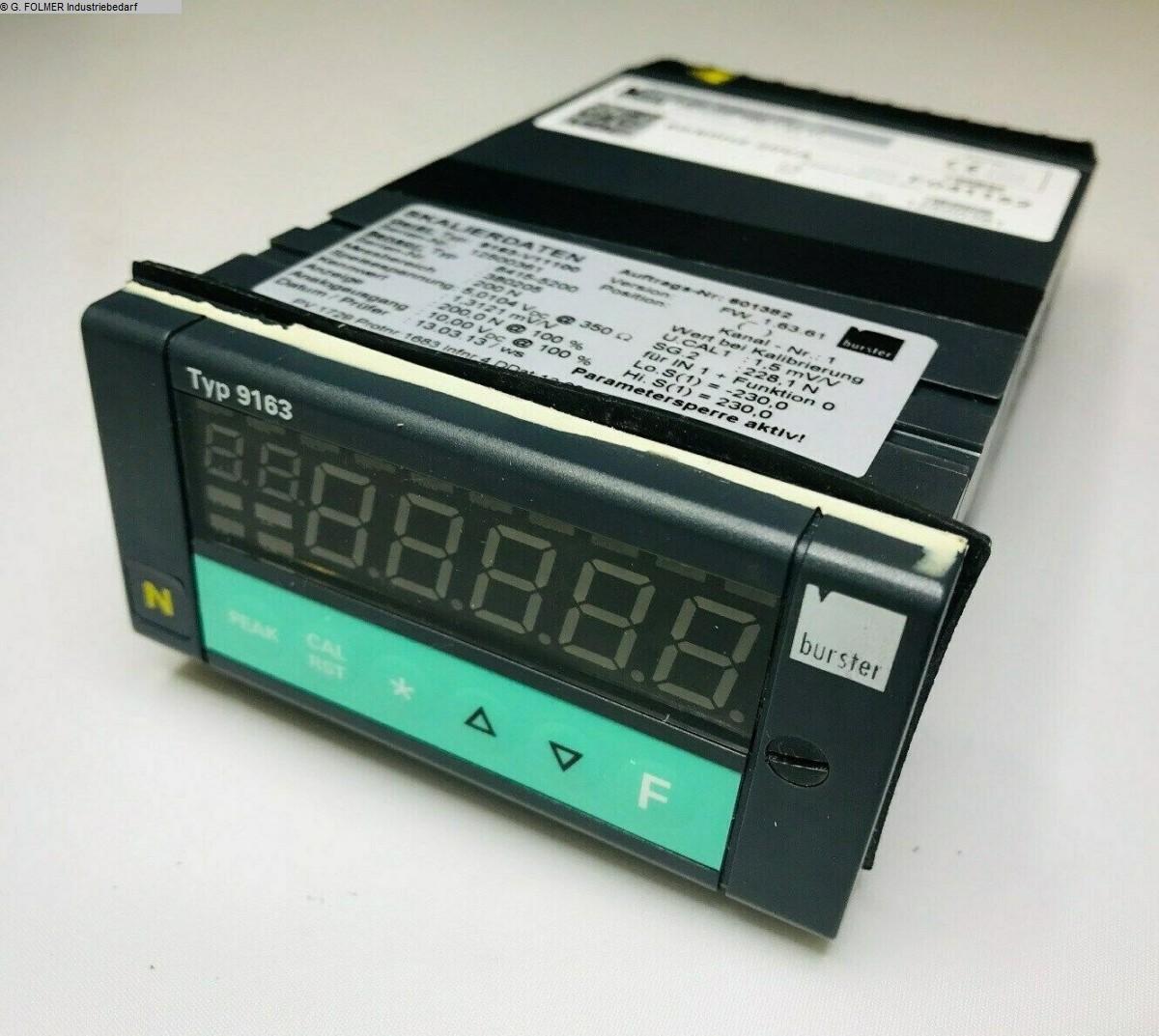 электроника / Приводная техника Электроника / Приводная техника BURSTER 9163