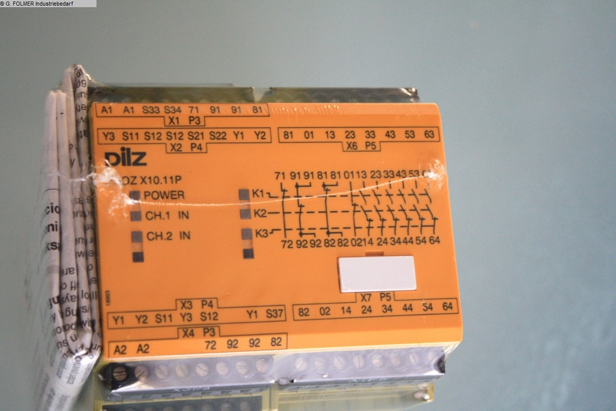 used Electronics / Drive technology PILZ PNOZ X10.11P
