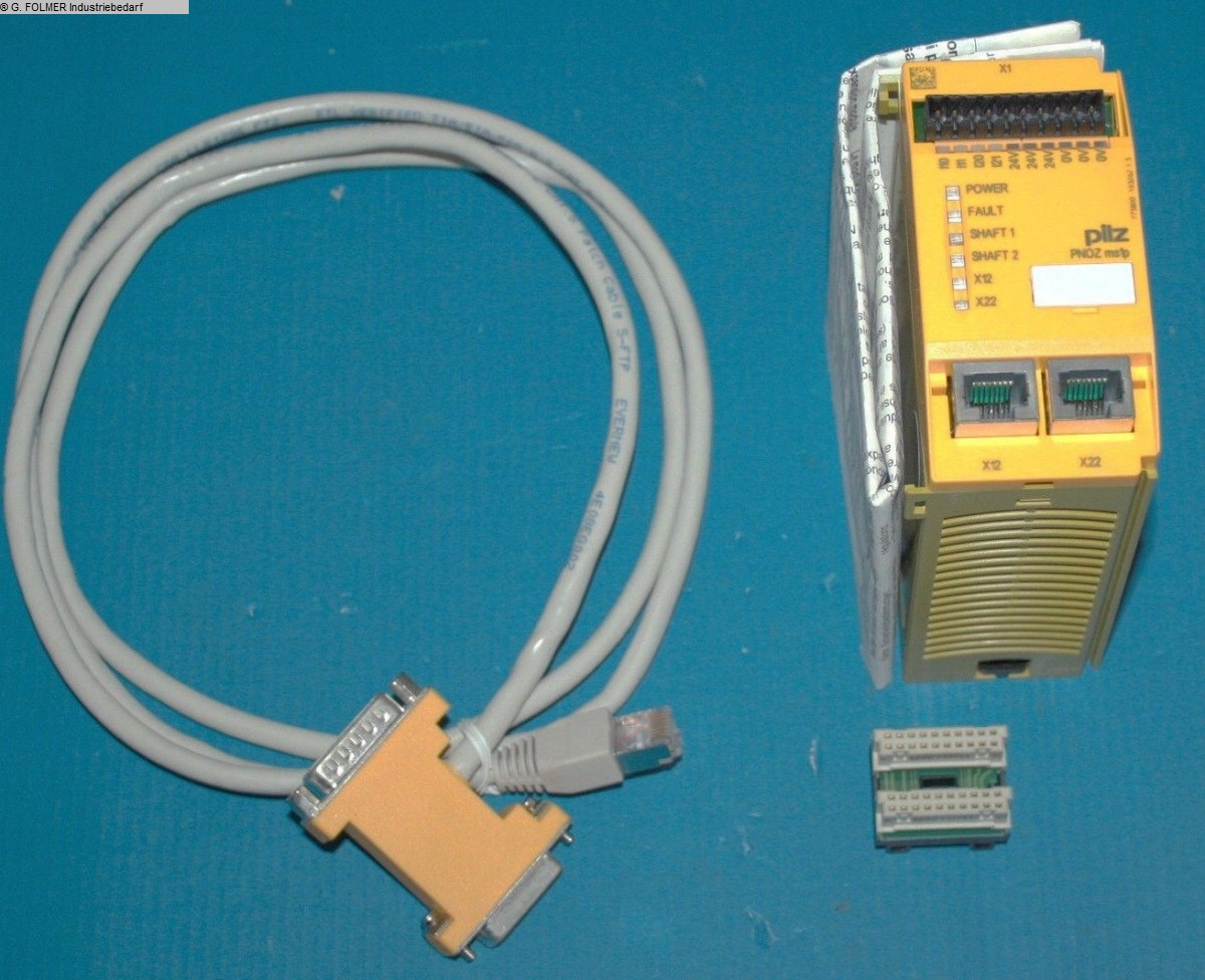 used Electronics / Drive technology PILZ PNOZ ms1p