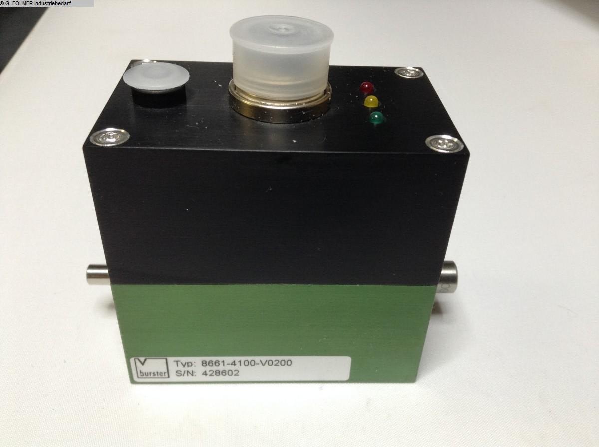 gebrauchte Elektronik / SPS-Steuerungen Elektronik / SPS-Steuerungen Burster 8661-4100-V0220