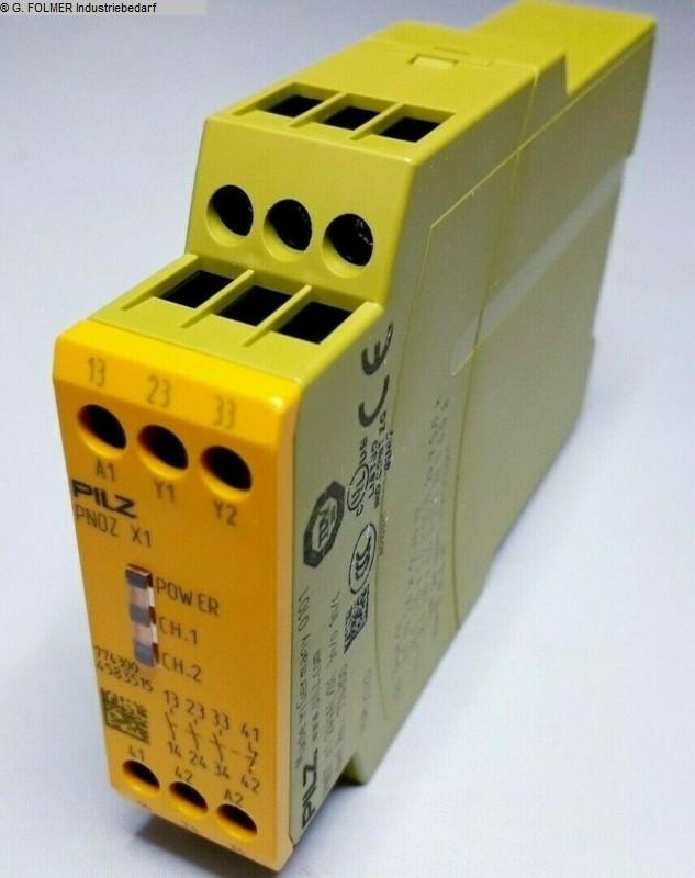 gebrauchte Elektronik / SPS-Steuerungen Elektronik / SPS-Steuerungen PILZ PNOZ X1