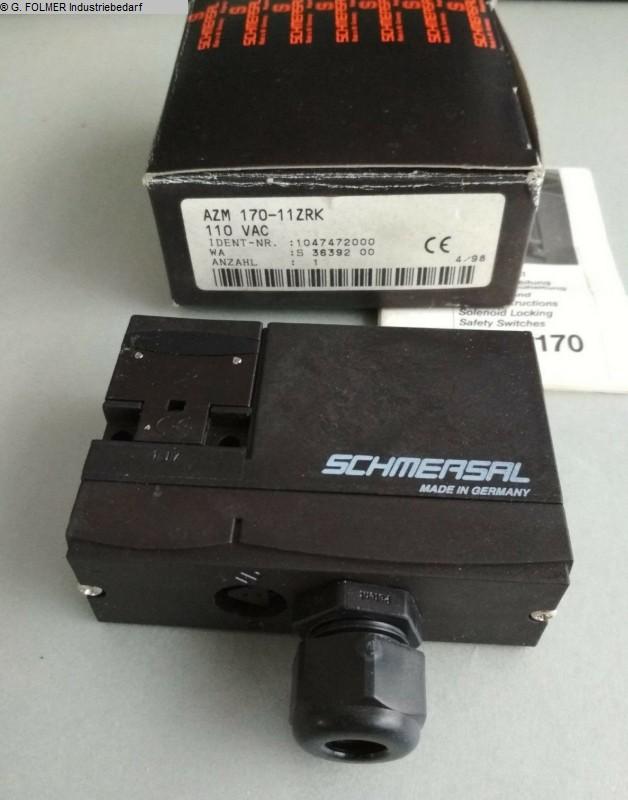 gebrauchte Elektronik / SPS-Steuerungen Elektronik / SPS-Steuerungen SCHMERSAL AZM 170-11ZRK