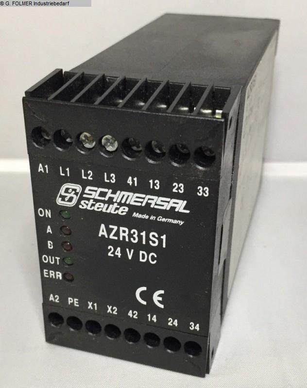 gebrauchte Elektronik / SPS-Steuerungen Elektronik / SPS-Steuerungen SCHMERSAL AZR31S1