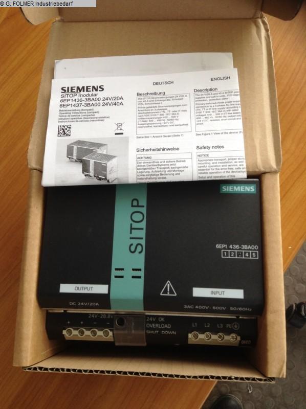 gebrauchte Elektronik / SPS-Steuerungen Elektronik / SPS-Steuerungen SIEMENS 6EP1436-3BA00