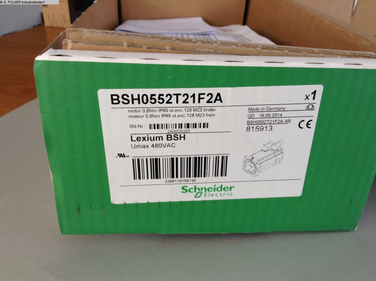 gebrauchte Elektronik / SPS-Steuerungen SIEMENS BSH0552T21F2A