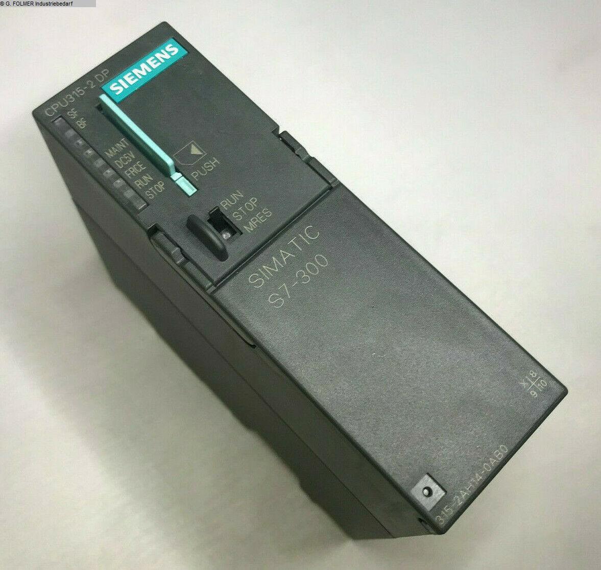 gebrauchte Elektronik / SPS-Steuerungen Elektronik / SPS-Steuerungen SIEMENS 6ES7315-2AH14-0AB0
