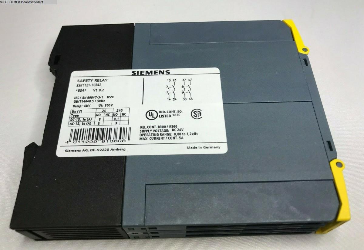 gebrauchte Elektronik / SPS-Steuerungen Elektronik / SPS-Steuerungen SIEMENS 3SK1121-1CB42