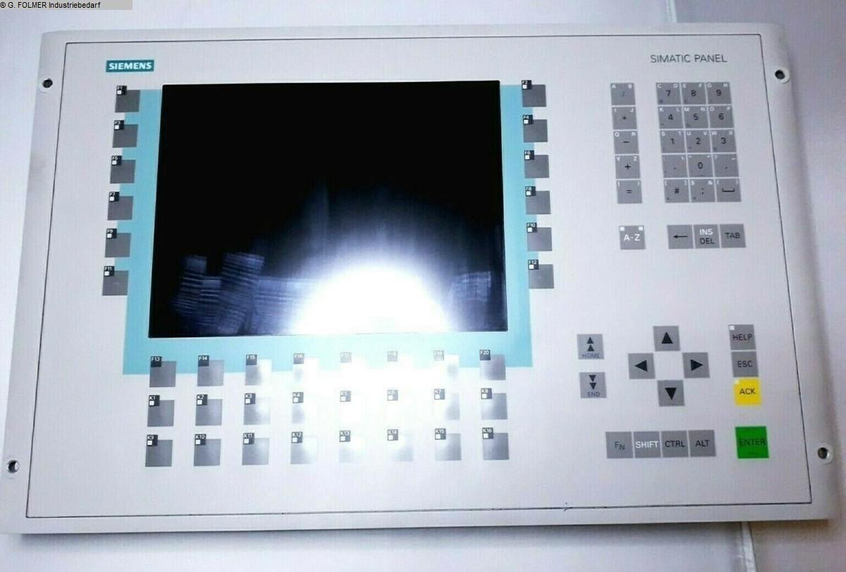 gebrauchte Elektronik / SPS-Steuerungen Elektronik / SPS-Steuerungen SIEMENS 6AV6 542-0CC10-0AX0