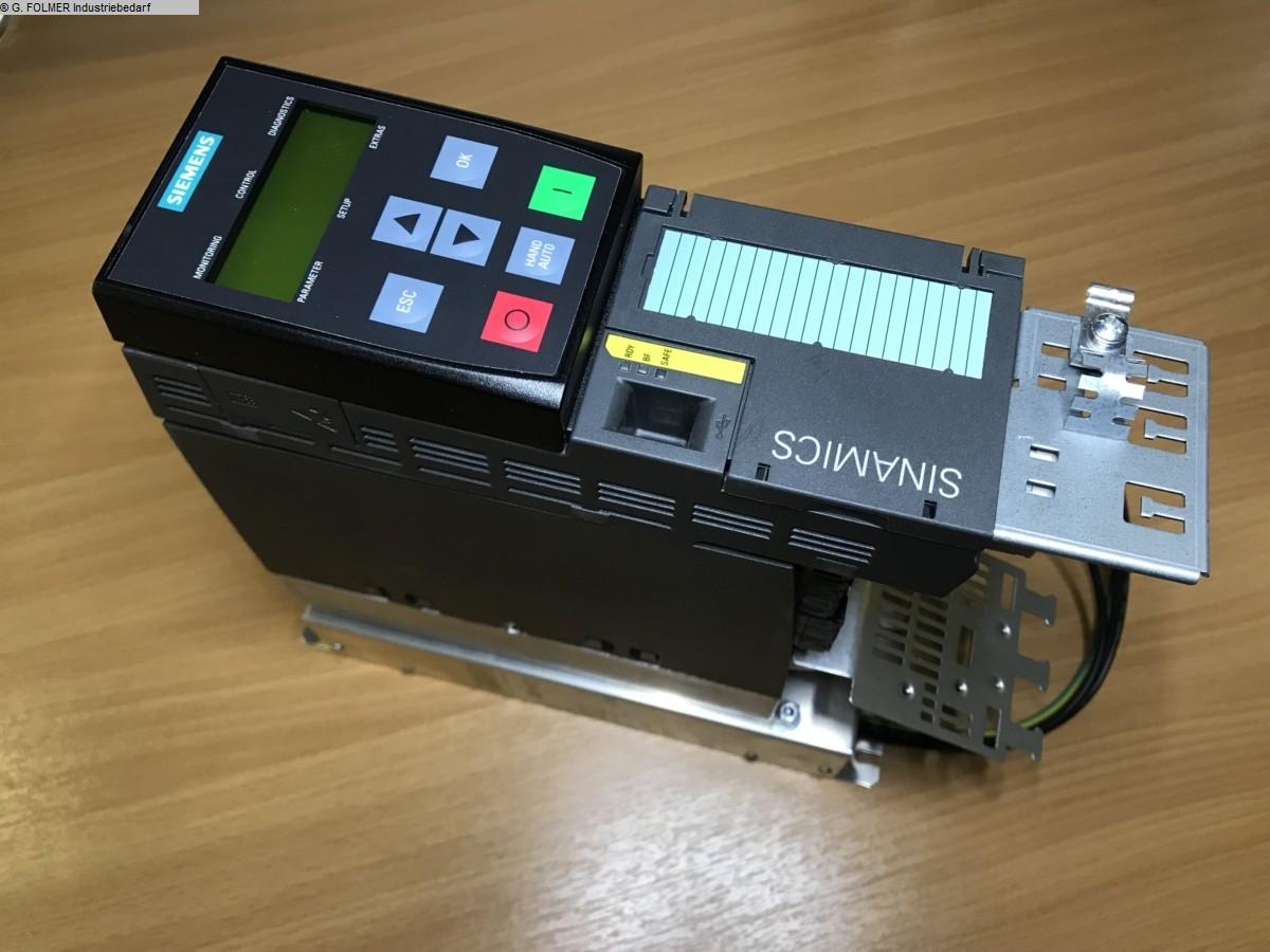 gebrauchte Elektronik / SPS-Steuerungen Elektronik / SPS-Steuerungen Siemens 6SL3210-1PE16-1UL1