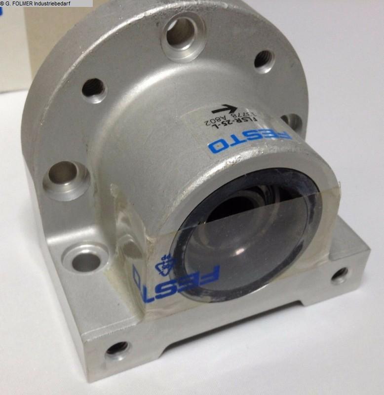 gebrauchte Fensterfertigung: Kunststoff Pneumatikartikel FESTO FLSR-25-L
