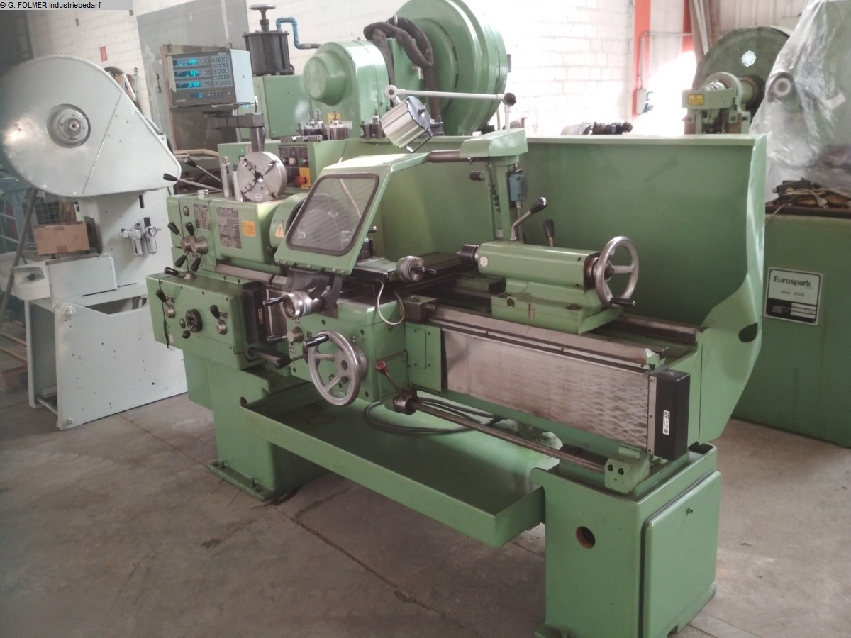 used  Center Lathe TOS- TRENCIN SN 32