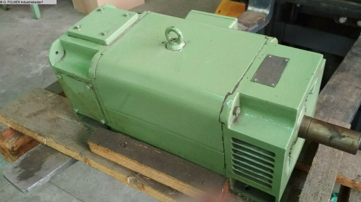 used Other accessories for machine tools Motor Siemens GL5114-0KY