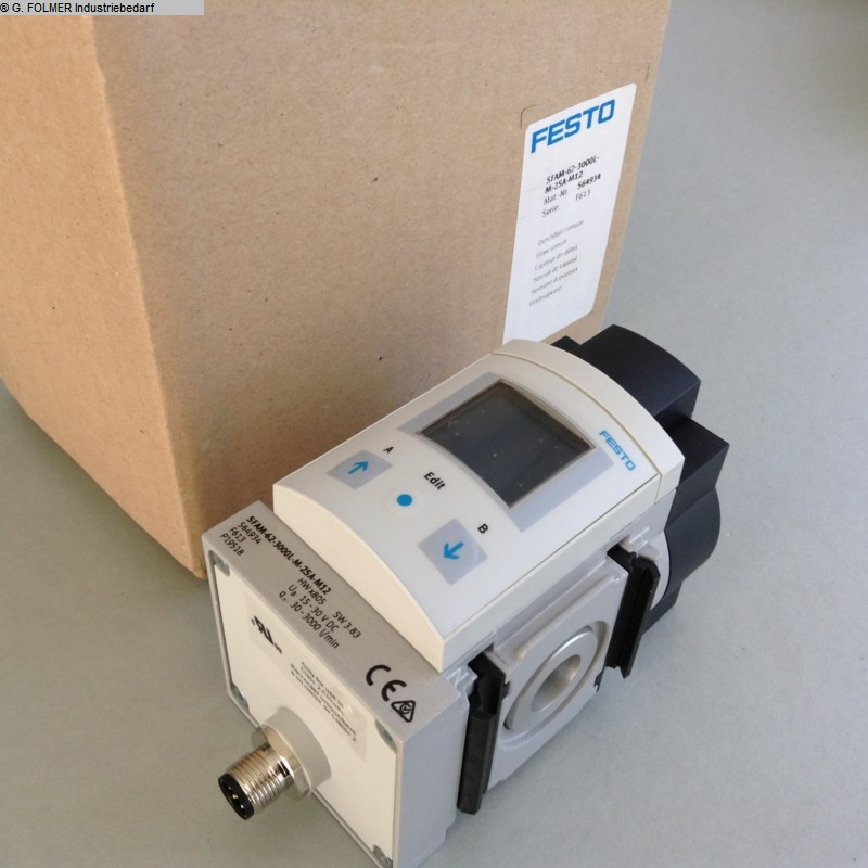 used Pneumatic articles FESTO SFAM-62-3000L-25A-M12