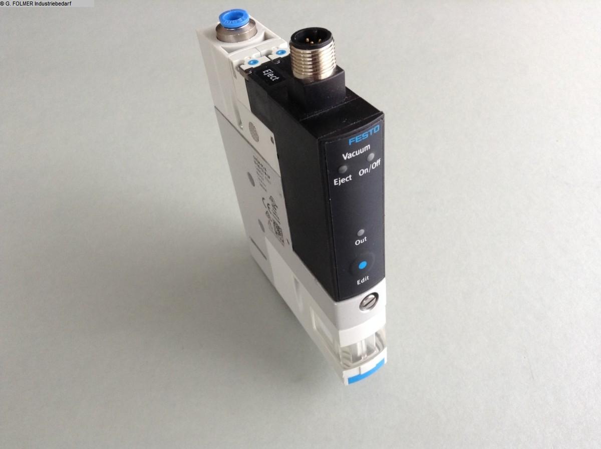 gebrauchte Fensterfertigung: Kunststoff Pneumatikartikel FESTO OVEM-05-H-B-QO-CE-N-1P