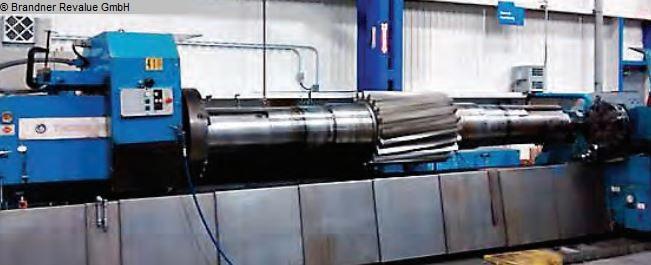 gebrauchte  Schwerdrehmaschine TACCHI HD3 525x4000
