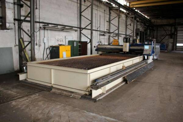 used  Flame-Cutting Machine SATO Satronik DS 3000