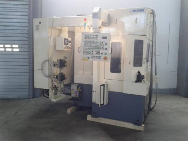 used  Honing Machine - Internal - Vertical NISSIN E25 AR1